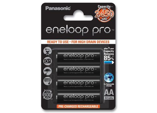 Picture of Panasonic Eneloop Pro akut