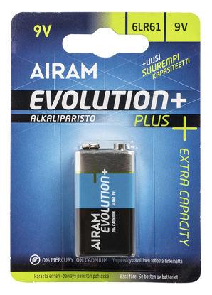Picture of Airam 9 V paristo