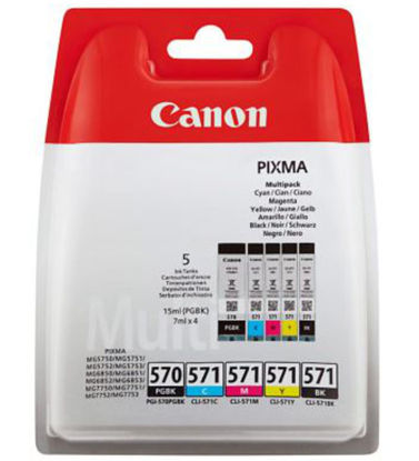 Picture of Canon Pixma multipack
