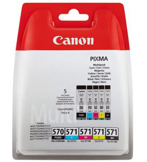 Picture of Canon Pixma multipack